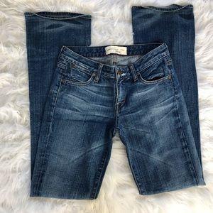 Paper denim & cloth Catherine Bootcut Jeans Sz 26
